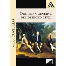 DOCTRINA GENERAL DEL DERECHO CIVIL